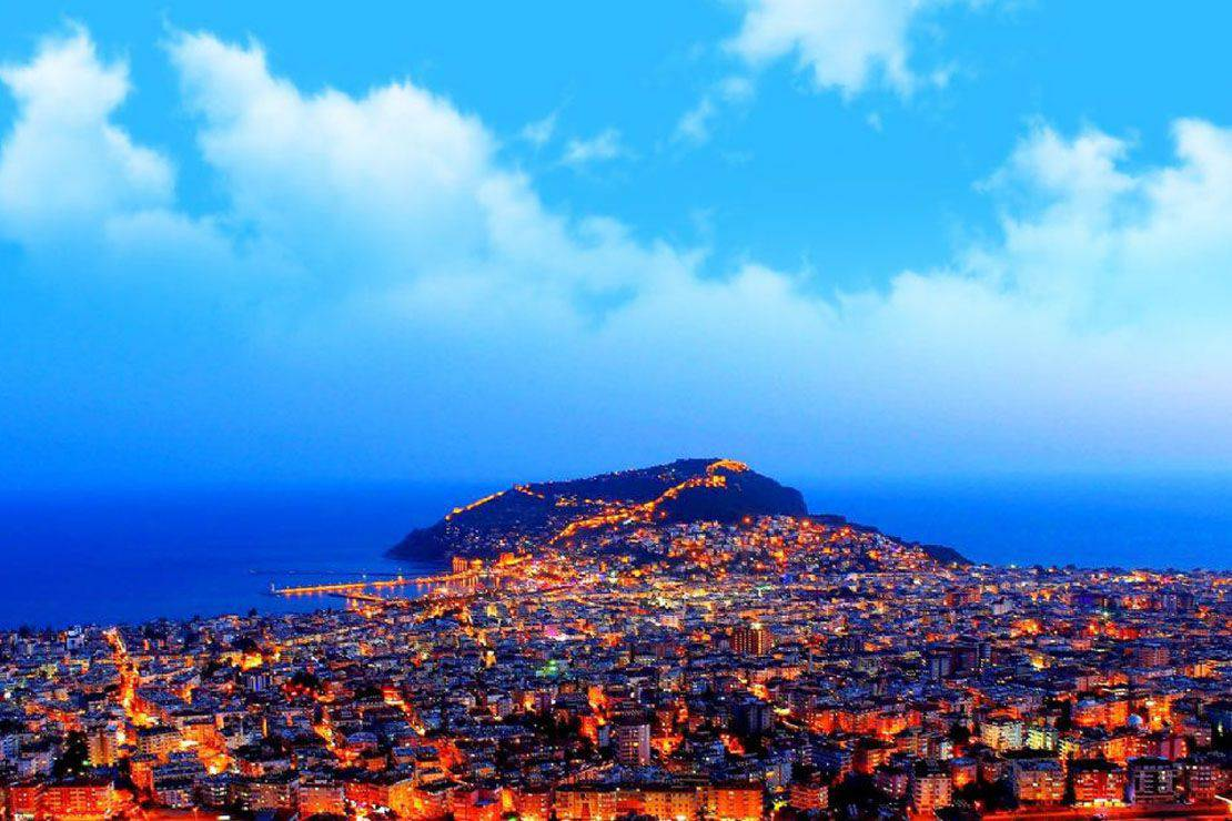 Alanya  City Tour & Cable Car - Tripventura.com